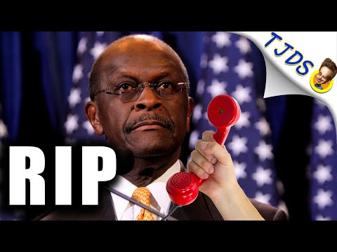 Herman Cain Is Still Tweeting!