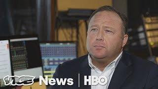 Info From the Fringe with Alex Jones: VICE News Tonight (HBO)