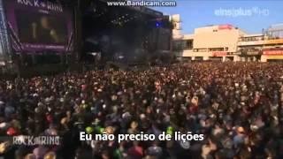 Doing Time - Avenged Sevenfold live at Rock Am Ring 2014 - Legendado PT BR