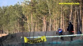 preview picture of video 'Tor Kowala - Mistrzostwa Polski w Motocrossie - 2014-04-06 - migawki.'
