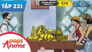 One Piece Tập 231 - Iceburg - Gia Đình Franky - Phim Hoạt Hình