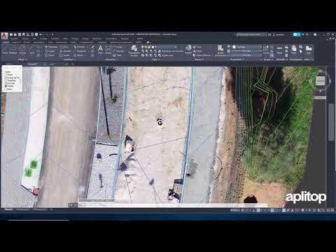 MDT8 Visualisation réaliste du terrain
