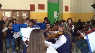 """Jesus Christ Superstar"" Ensemble 14 violini. 1°Premio Assoluto Concorso Europeo ""Pandataria 2018"""