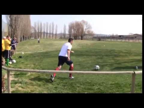 immagine di anteprima del video: Ottima la prima in terra senese!