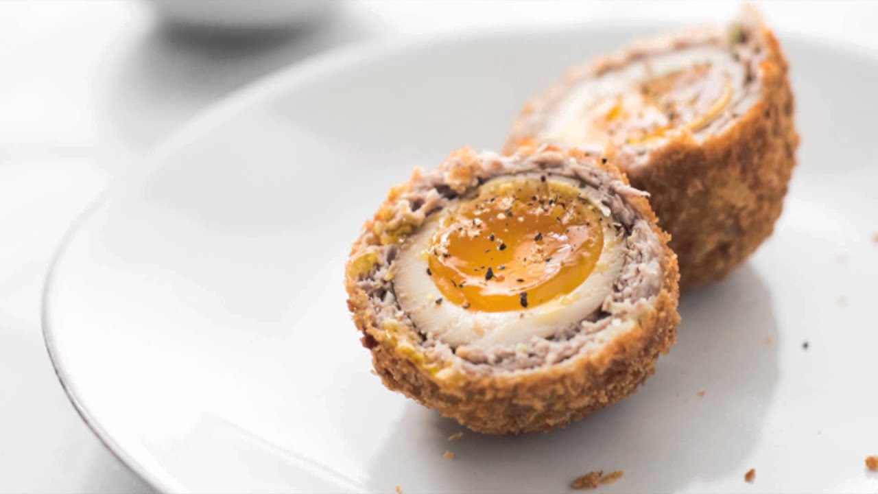 Japanese Scotch Egg {Video}
