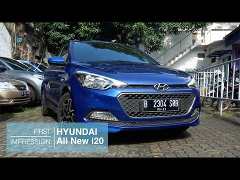 First Impression Hyundai All New i20 | Oto.com