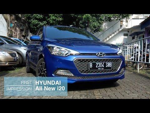 First Impression Hyundai All New i20 | Oto.com