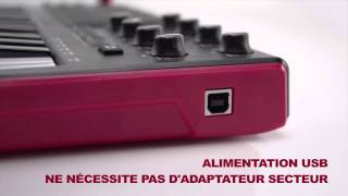 Akai Pro MPK Mini mkII - Video