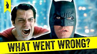 The DC Extended Universe (DCEU): What Went Wrong? – Wisecrack Edition