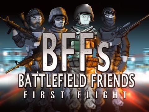Kámoši v Battlefieldu: První let