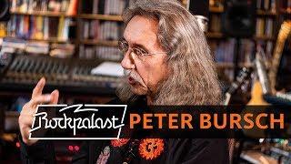 Peter Bursch   BACKSTAGE   Rockpalast   2018