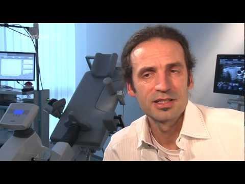 Ufa Laserbehandlung von Gelenken