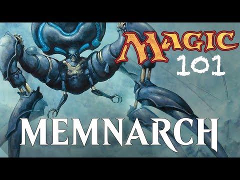 MTG 101: Memnarch - Magic: The Gathering Lore
