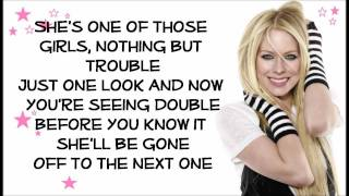 Avril Lavigne - One Of Those Girls (with lyrics) High Quality Mp3