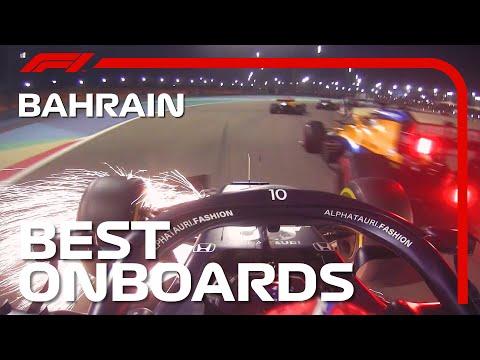F1第1戦バーレーンGPオンボードで見るバトル映像まとめ