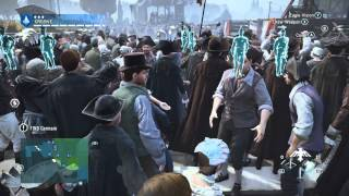 Assassin's Creed Unity Walkthrough Gameplay #28 The Execution Elise Saves The Day!