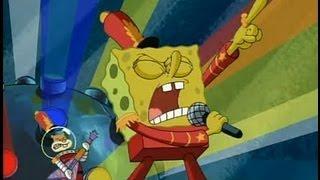 Spongebob Squarepants - band geeks - Sweet victory with lyrics