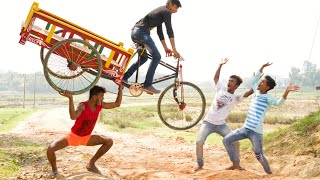 Must Watch New Funny Video 2020_Top New Comedy Video 2020_Try To Not Laugh_Episode-128_By #MyFamily