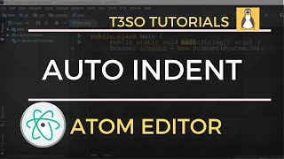 How to Show Indent Guide in Atom Editor