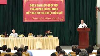 Tin Tức 24h Mới Nhất: Chủ tịch nước tiếp xúc cử tri TP Hồ Chí Minh