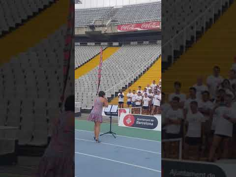 Vídeo Griselda cantant