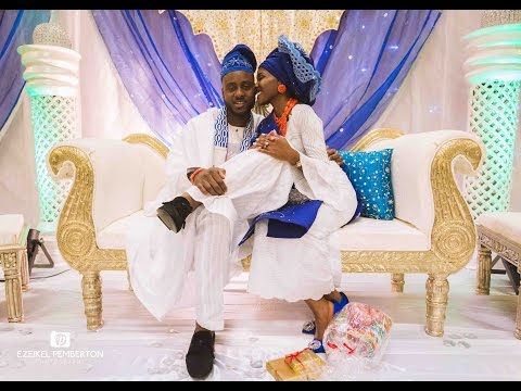 Vicky + Nii : Nigerian Traditional Marriage