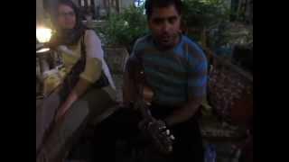 preview picture of video 'Yazd, Iran, gute Stimmung zwischen Touristen und Einheimischen'