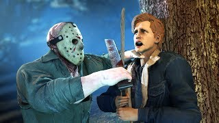 ТОММИ ДЖАРВИС БУДЬ УБИТ ДЖЕЙСОНОМ! (The Friday 13th: The Game)