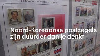 Noord-Koreaanse zegels om rijk mee te worden - RTL NIEUWS