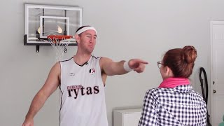 Mini Basketball Hoop Review, JustInTymeSports Mini Pro Ultimate Hoop Set
