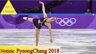 Pyeongchang 2018, i volteggi di Carolina Kostner non bastano: Italia quarta