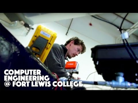 New Computer Engineering degree at Fort Lewis College