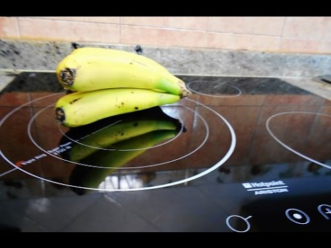 Aprende a Limpiar Una Vitrocerámica Muy Estropeada