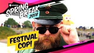 RAZZIA beim Sputnik Spring Break 2018! - Video Youtube
