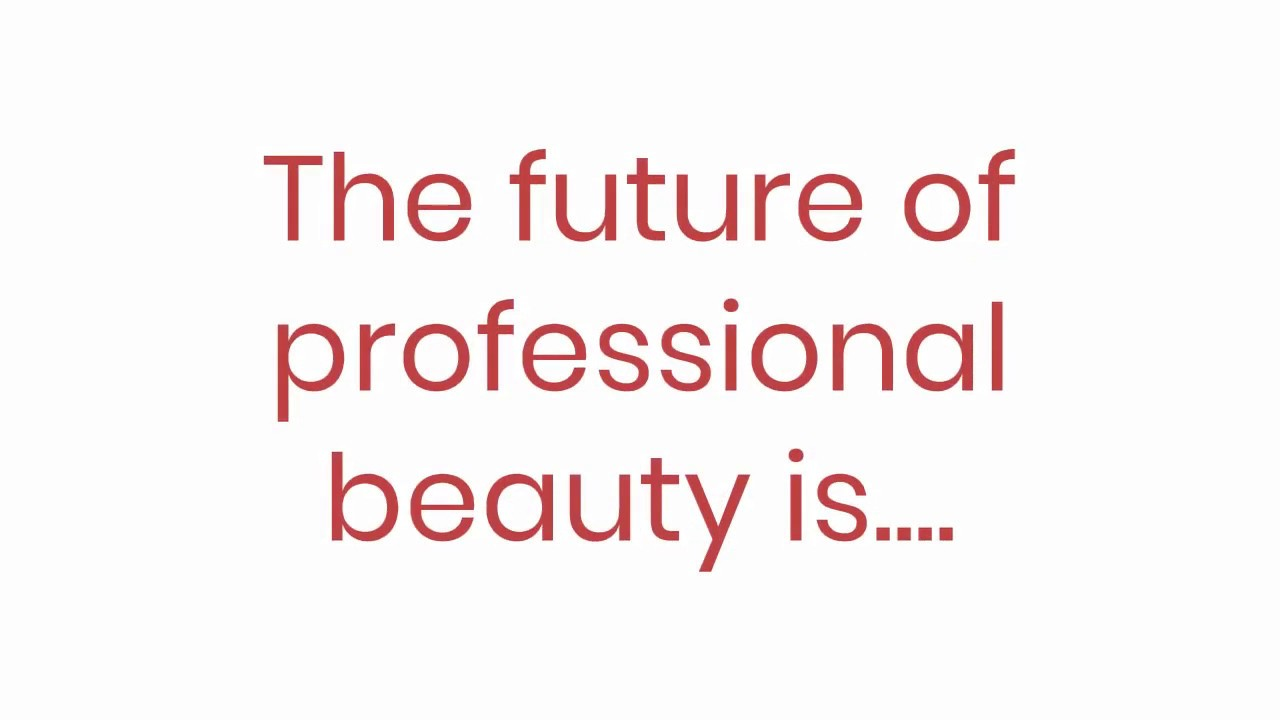 The Pro Beauty Business is Changing
