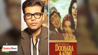 Is Ae Dil Hai Mushkil  A Remake Of <b>Doosara Aadmi</b>  BT