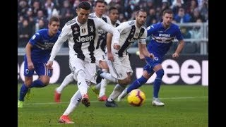 Juventus 53 Serie A Points @ the Break: Sign they will Win 2019 UEFA Champions League Final vs PSG!