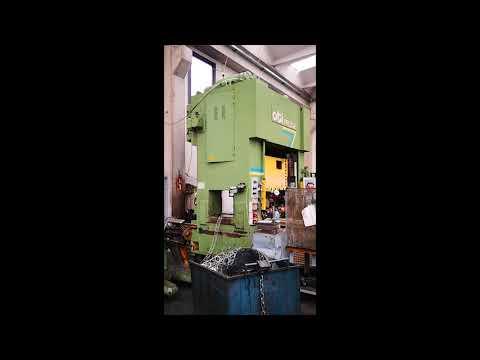 Pressa OTI 200 ton usata / Presa Meccanica Usata