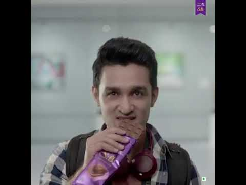 New ad for cadbury silk