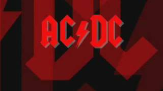 AC/DC - Given The Dog A Bone - Live