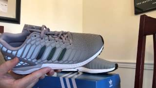 dd6d337506c16 ... uk adidas zx flux xeno grey unboxing review ad06f 0442c