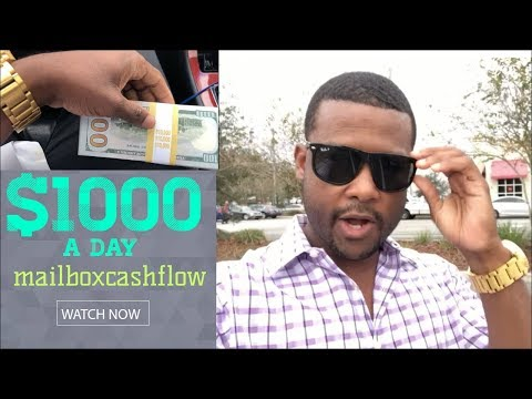 New Way To Make Money Online $1000 A Day Or More