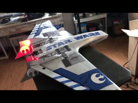 bnf-ritewing-mini-drak--starwars-theme
