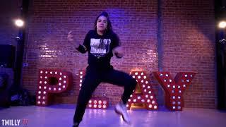Natalie Bebko (Nat Bat)   6LACK   Cutting Ties   Nicole Kirkland Choreography   Ft  6LACK #TMillyTV