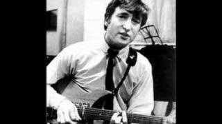 Nobody I know - John Lennon. Demo