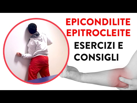 Osteocondrosi del collo del male a mano