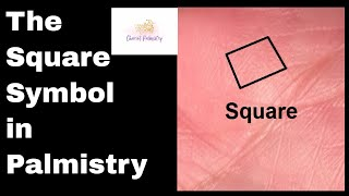 Indian Palmistry Symbols: The Square Sign And Protection