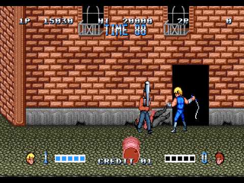 [TAS] Genesis Double Dragon by Dimon12321 in 03:17,47