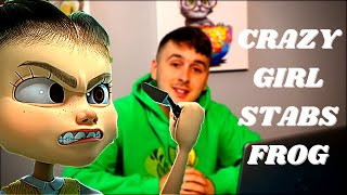 "CGI ANIMATED SHORT FILM: ""Don't Croak"" by Daun Kim (DurtyBurd Reacts)"