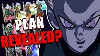 The Grand Priest's Plan REVEALED? (Dragon Ball Super Theory)